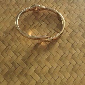 Jewelry - Brand New Gold Nail Bracelet